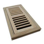 Hardwood Floor Vents