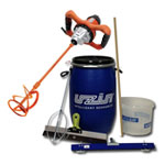 Mortar & Grout Mixers