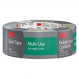 "3M 2960-A Multi-Use Duct Tape, 1.88"" x 60 yd. Roll"
