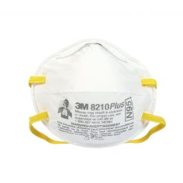 3M 8210 Plus N95 Particulate Respirator (20 Pack)