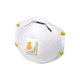 3M 8511 N95 Particulate Respirator w/Valve (10 Pack)