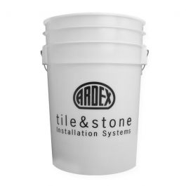 Ardex 6 White Gallon Bucket