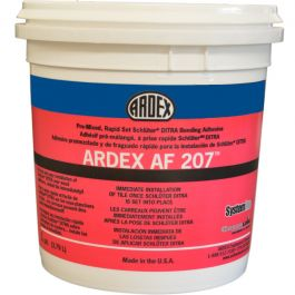 Ardex AF 207 Uncoupling Membrane Bonding Adhesive, Gallon