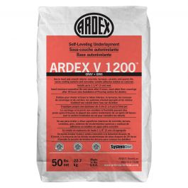 Ardex V 1200 Self-Leveling Underlayment, 50 lb. Bag