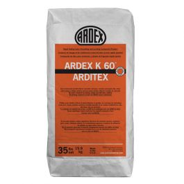 Ardex K-60 Leveling Compound, 35 lb. Bag