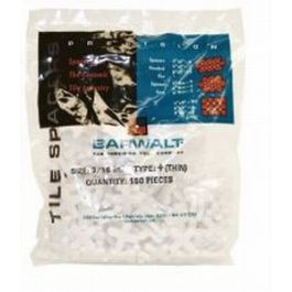 Barwalt Precision Tile Spacers by the Bag