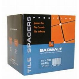 Barwalt Precision Tile Spacers by the Box