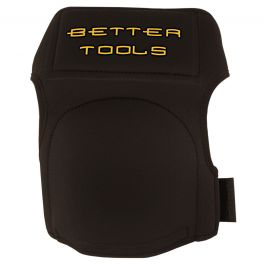 Better Tools BT170 Black Neoprene Knee Pads