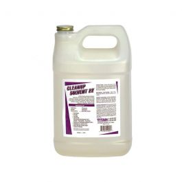 Cleanup Solvent 22 Adhesive Remover, Gallon Jug
