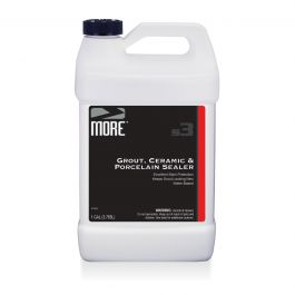 MORE 1 Gal. Grout, Ceramic & Porcelain Sealer