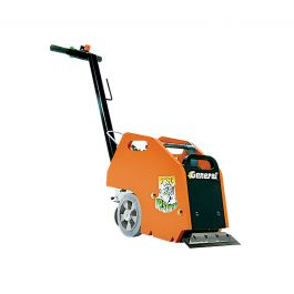 General Equipment FCS18 Rip-R-Stripper Self-Propelled Floor Stripper