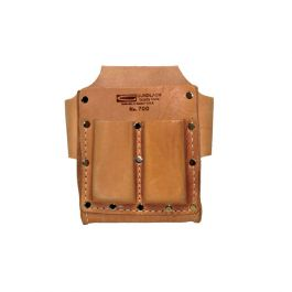 Gundlach 700 Multi Pocket Leather Tool Pouch