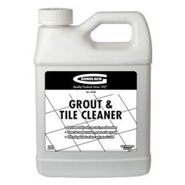 Gundlach GC20 Grout and Tile Cleaner (H2O), Quart