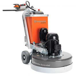 Husqvarna PG 820 RC Remote Control Planetary Floor Grinder