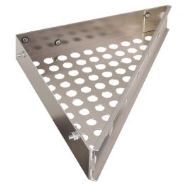 "Better Bench BT-17 17"" Triangular Shower Shelf"