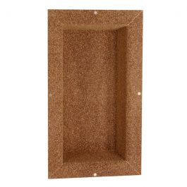 "Recess-It REC 1418 14"" x 18"" Rectangle Shower Niche"