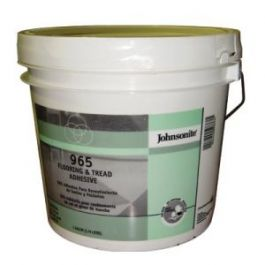 Johnsonite 965 Flooring and Tread Adhesive, Gallon