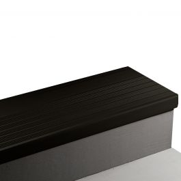Johnsonite HT Safe-T-Rib Square Nose Vinyl Stair Treads