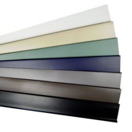 "Johnsonite 1/8"" Vinyl Wall Base, 4"" x 4 ft. Length"