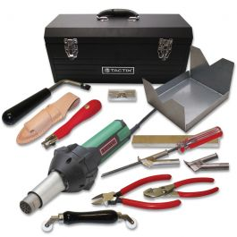 Leister Triac ST Welding Kit w/Mozart Knife