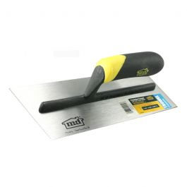 "M-D 20044 1/16"" x 1/32"" x 5/16"" U Notch Trowel"
