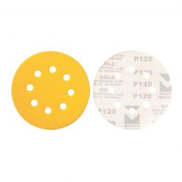 "Mercer 5"" x 8 Dust Holes Hook & Loop Sanding Discs (50 Pack)"
