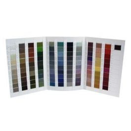 National #1071 Serging Tape Color Chart