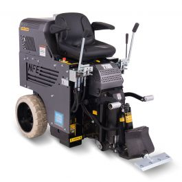 National 7700 All Day Battery Ride-On Floor Removal Machine