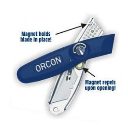 Orcon 13284 Magnetic Utility Knife