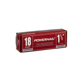 "Powernail 18 Gage 1-1/2"" Powercleats (1,000/box)"