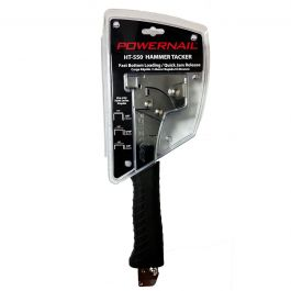 Powernail HT-550 20 Ga. Manual Hammer Tacker