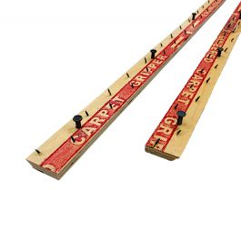 "Premier PFS-4442 1"" Extra Wide Concrete Tack Strip (400 LF/Box)"