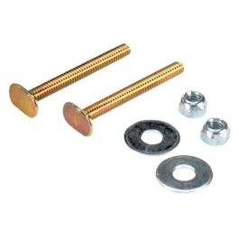 QEP 38220 Toilet Bowl Bolt Kit