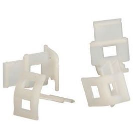 QEP 99702 Lash Tile Leveling Clips (4800 pc. Contractor Pack)