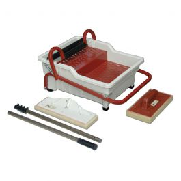 "Raimondi ""Pedalo"" Wash-Master Grout Station"