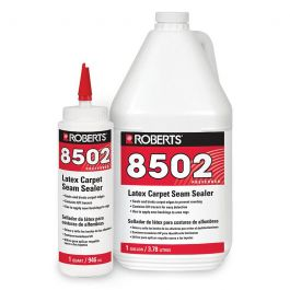 Roberts 8502 Latex Carpet Seam Sealer, Gallon
