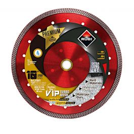 "Rubi VIP Turbo Mesh Diamond Blades (4"" - 14"")"