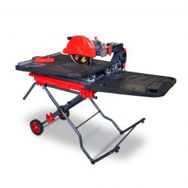 """Rubi DT-10"""" MAX Portable Tile Saw w/Stand"""