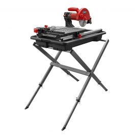 "Rubi DT-180 Evolution 7"" Professional Tile Saw w/Stand"