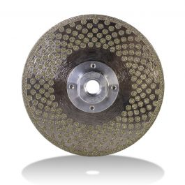"Rubi 4-1/2"" ECD 2-in-1 Diamond Blade"