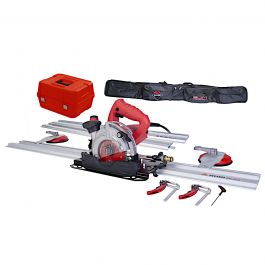 Rubi TC-125 Circular Saw Kit w/Cutting Guides
