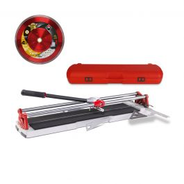 "Rubi SPEED-MAGNET Tile Cutters w/Case (24"" - 36"") & FREE VIP 4"" Blade"