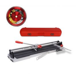 "Rubi SPEED-N Tile Cutters w/Case (24"" - 36"") & FREE VIP 4"" Blade"