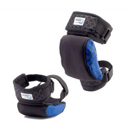Steel-Flex Strapped Knee Pads