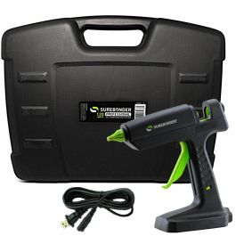 Surebonder HYBRID-120 18V Cordless/Corded High Temp Glue Gun