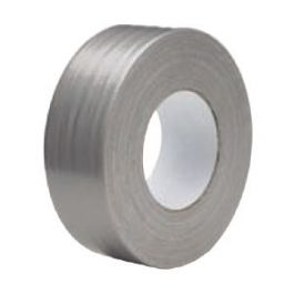 "Surface Shields Silver Utility Grade Duct Tape, 2"" x 180 ft. Roll"