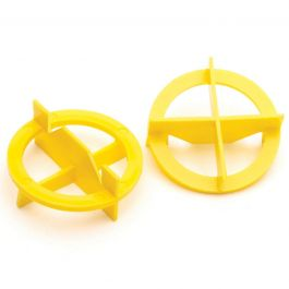 "Tavy 1/32"" Yellow Tile Spacers (500/box)"