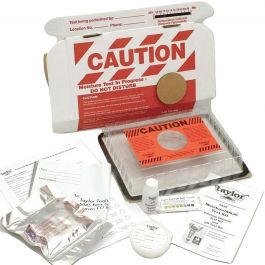 Taylor Tools 625 Calcium Chloride Moisture Test Kit