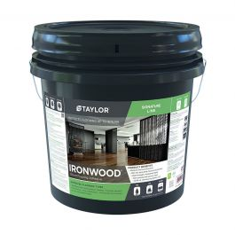Taylor Ironwood 4 Gal. Wood Flooring Adhesive