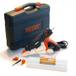 Traxx TX-300 300 Watt Hot Melt Glue Gun Kit